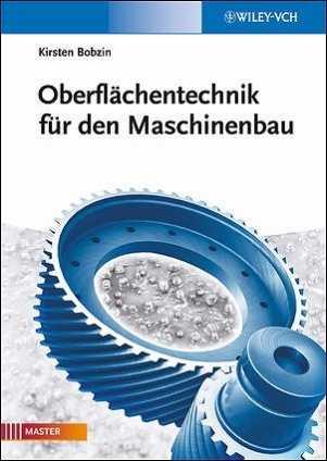 Oberflächentechnik für den Maschinenbau.